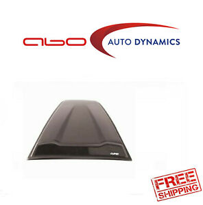 Auto Ventshade Avs Ventd Cowl Induction 1pc Hood Scoop For Chevy gmc ford 80005