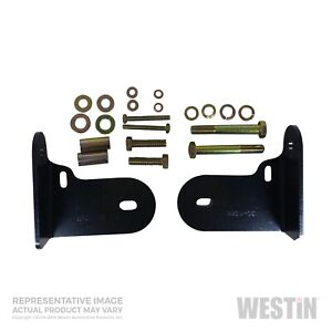 Westin 30 1275 Safari Bull Bar Mount Kit Fits 99 04 Tracker