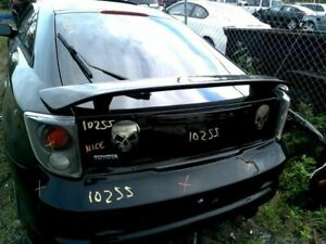 Trunk hatch tailgate With Spoiler Without Antenna Fits 00 05 Celica 544037