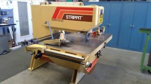 Strippit Super Punch 30 30 W Small And Oversized Heads Over 150pc Of Tooling