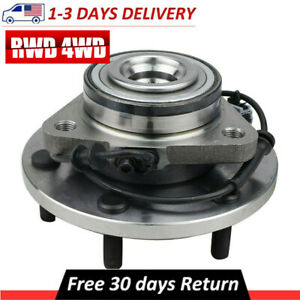 Front Wheel Hub Bearing Assembly For Nissan Titan Infiniti Qx56 2wd 4wd