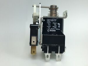 Potter Brumfield S89r11dbd1 12 Latching Impulse Relay 12vdc