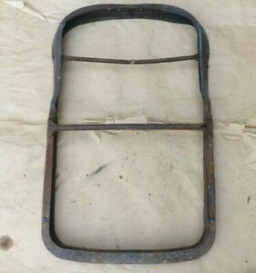 1939 Chevy Radiator Core Support Original Gm Coupe Sedan Convertible
