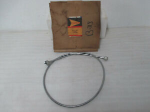 Mopar Nos 1957 58 Dodge 700 To 900 Series Truck Mech Tach Cable Assembly 1501745