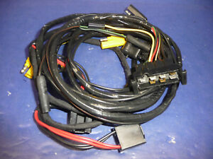 New 1970 Plymouth Dodge B Body Headlight Harness Ct30