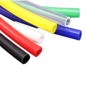 Food Grade Safe Silicone Flexible Tube 20mm Id X 24mm Od For Beer Coffee 6 color