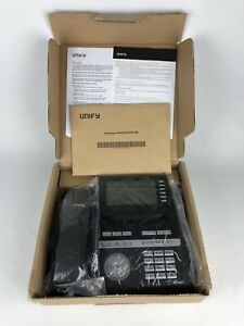 Siemens Unify Openstage 40 Sip 18 button Digital Display Business Voip Phone