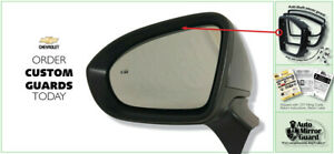 Chevrolet Cruze Mirror Guards Fits Years 2016 2019