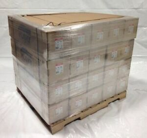 12 X 149 7 Mil Husky Brand Shrink Wrap White Pallet Of 20 Rolls