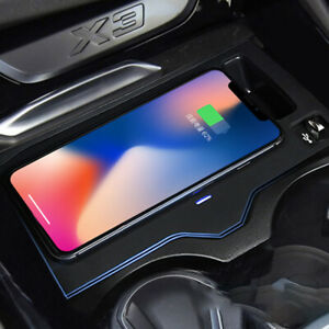 Car Phone Wireless Charging Pad Module For Bmw X3 G01 X4 G02 2018 2019