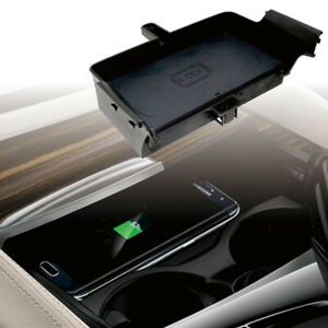 Car Mobile Phone Qi Wireless Charging Pad Module For Bmw 5 Series G30 2018 2019