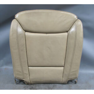 2007 2014 Bmw E70 X5 Right Front Comfort Seat Bottom Beige Napa Leather Heated