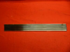 Nos 64 Mercury Park Lane Marauder Rh Lower Rear Door Moulding C4my 5425556 C
