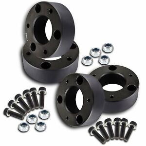 4x 3 Front Leveling Lift Kit For 2013 Chevrolet Silverado 1500 Lt Extended 5 3l