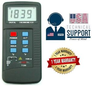 Gme T1300 Digital Thermometer 1 yr Usa Warranty support