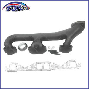 New Exhaust Manifold Right Passenger Side Fits Cadillac Chevy Gmc Pic