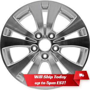 New Set Of 4 17 Replacement Alloy Wheels Rims For 2014 2017 Honda Odyssey