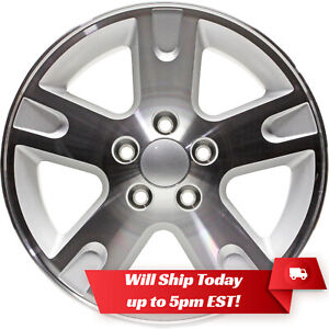 New Set Of 4 16 Replacement Alloy Wheels And Centers For 2002 2011 Ford Ranger