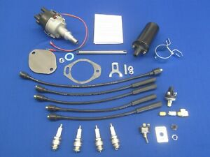 Deluxe F162 Electronic Ignition Upgrade Kit Fits Lincoln Welder Sa 200 250 Gas