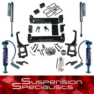 Superlift 6 Lift Kit W King Coilovers Shocks For 2015 2020 Ford F150 4wd