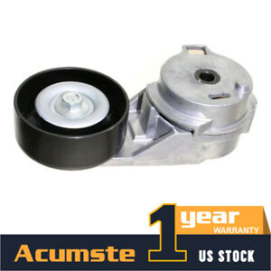 Serpentine Belt Tensioner Pulley For Chevy Colorado Gmc Canyon Hummer H3 Rainier