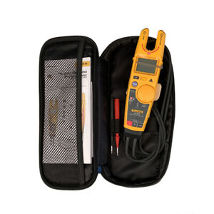 Fluke T6 600 Clamp Meter Continuity Current Electrical Non contact Voltage case