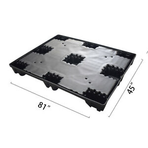 Toolots 81 X 45 X 5 9 Plastic Pallet Pack Container Base