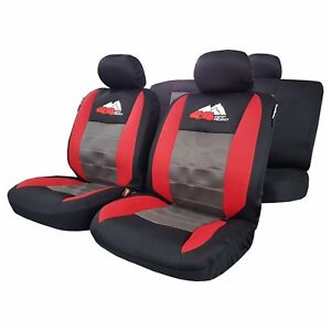 Car Seat Covers Full Set Airflow Mesh For Toyota Tacoma Dual Cab 1999 2019