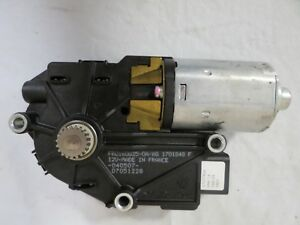 06 07 09 10 11 12 13 Volvo C70 Convertible Sun Roof Top Regulator Motor P15 Oem