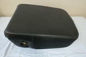 02 06 Dodge Ram 1500 Truck Pick Up Center Console Elbow Arm Pad Rest Black Oem