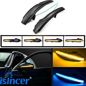 Sequential Led Mirror Turn Signal Light Parking For Mercedes Benz C Class W205