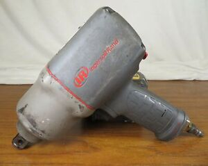 Ingersoll Rand 2145qimax Impact Wrench Tool 3 4 Drive 7 000 Max Rpm Used