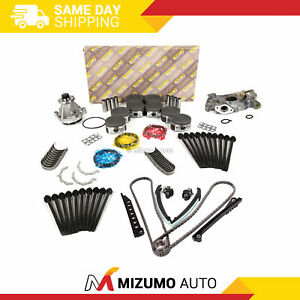 Overhaul Engine Rebuilding Kit 04 06 Ford Expedition F150 F250 5 4 Triton