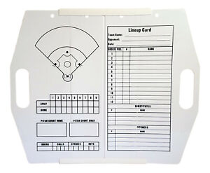 Hey You Signs Portable Collapsible Dry Erase Board Kit For Baseball Coaches