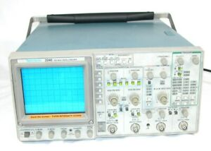 Tektronix 2246 100mhz 4 channel Analog Oscilloscope