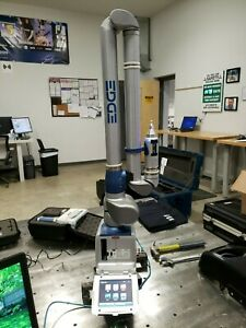 Faro 9ft Edge Arm Cmm W Laser Scanner And Polyworks Software And Warranty