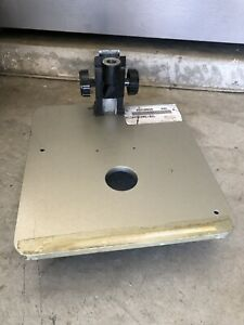 Bausch Lomb Base For Stereo Zoom Microscope