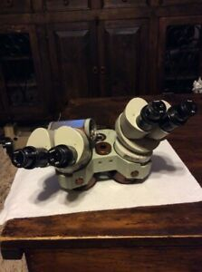 Weck Jkh 1402 Head For Operating Microscope With 2 Binoculars 100051