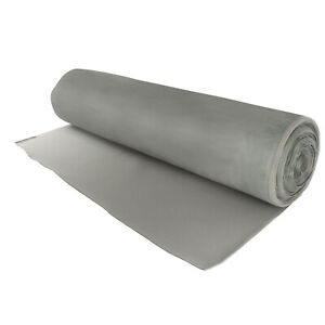 100 X60 Foam Suede Stretch Headlining Backed Fabric 1 8 Thickness Upholstery