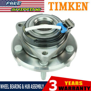 Timken Front Wheel Bearing Hub Assembly Chevy Impala Monte Carlo Buick Lesabre