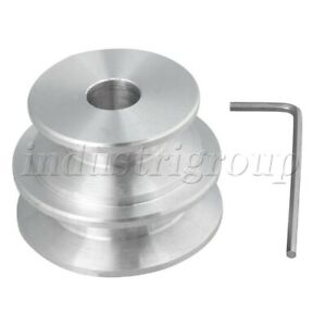 Aluminum 2 step V shape Groove Pulley Wrench For Industrial Triangle Belt