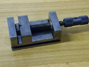 Precision Toolmakers Vise Machinist Grinding Milling 1 3 4 X 2 5 16 X 4 5 16