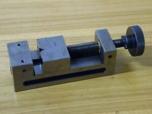 Precision Toolmakers Vise Machinist Grinding Milling 7 X 2 5 16 X 2 5 16
