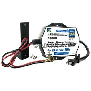 Napa Battery Charger 1 5 Amp 12 Volts Automatic Bench 85 300a