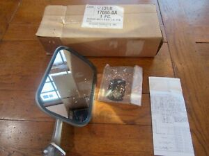 Left 1968 1978 Ford Econoline Outside Rear View Mirror Original Fomoco Nos