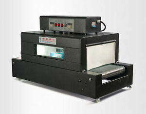 New Thermal Heat Shrink Sealing Packing Machine Tunnels For Pp Pof Pvc 220v T