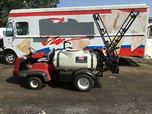 Toro Multi Pro 1250 Spray Pro 175 Gal Low Profile Turf 18 Ft Boom Sprayer