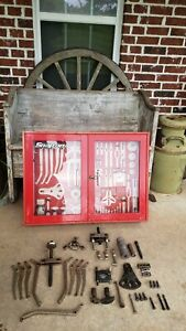 Tools From Snap on Master Interchangeable Puller Set Cj2000 Cabinet Not Included