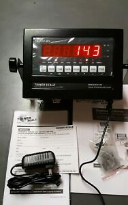 New Triner Ts 700 Ms Scale Digital Weighing Indicator Surge Protector
