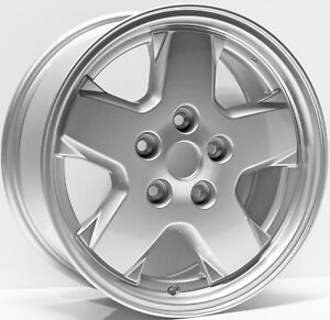 New Set Of 4 16 Replacement Alloy Wheels And Centers For 2002 2007 Jeep Liberty